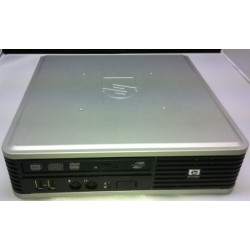 HP Mini PC DC7800 USDT Pentium Dual Core 2x1.8Ghz, 2GB DVD-Brenner, 80GB, Vista