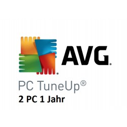 AVG Pc Tune up 2 PC 1 Jahr