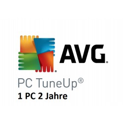 AVG Pc Tune up 1 PC 2 Jahre