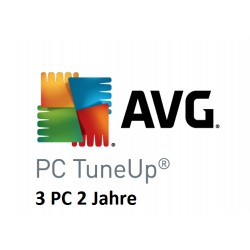 AVG Pc Tune up 3 PC 2 Jahre