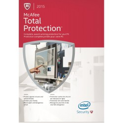 McAfee Total Prodection 3 PC 1 Jahr