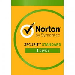 Norton Security Standard MD 1 PC 1 Jahr