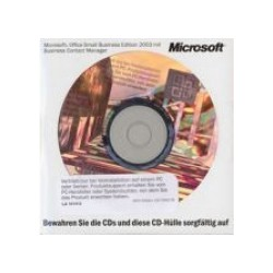MS Office 2003 SBE dt. oem gebr.