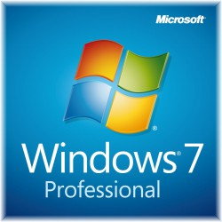 MS Windows 7, Professional, OEM, ML, 64-Bit