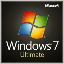 MS Windows 7 Ultimate 32 BIT