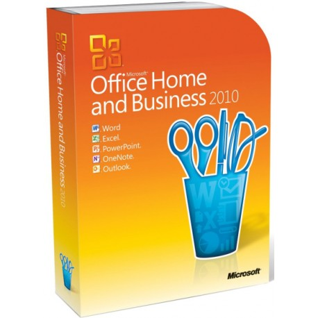 Office Home and Business 2010 MAR Refurbished PKC