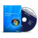 MS Windows Vista Business 64 Bit DVD und Windows Vista Business COA