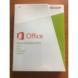 MS Office Home and Student 2013 BOX PKC DVD