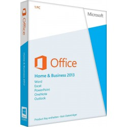 MS Office Home and Business 2013 gebraucht