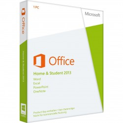 Microsoft Office Home and Student 2013 gebraucht