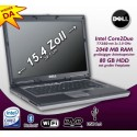"DELL Latitude D830 15,4"" Intel Core2Duo T7250 2.00 GHz / 2048 MB RAM / 80.0 GB HDD / DVD/CD-RW"